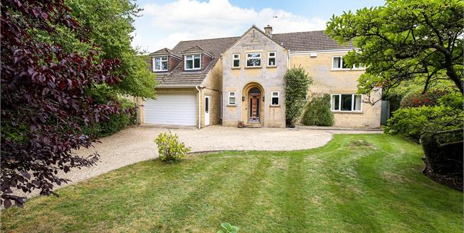 Guide Price £795,000, 5 Bedroom Detached House For Sale in Lacock, SN15