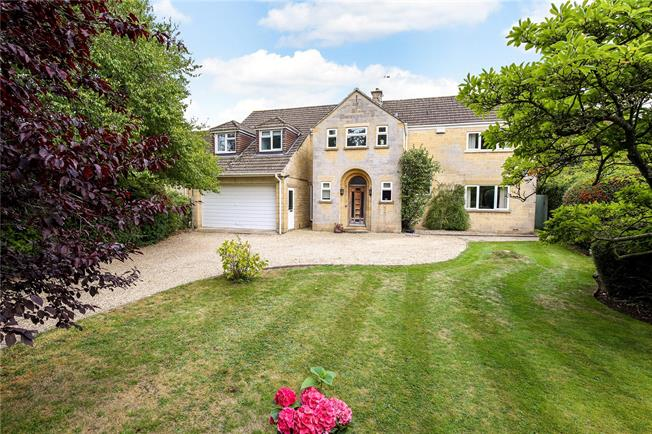 Guide Price £750,000, 5 Bedroom Detached House For Sale in Wiltshire, SN15