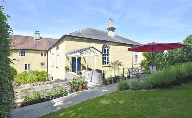Guide Price £875,000, 4 Bedroom Semi Detached House For Sale in Bradford-on-Avon, Wiltshi, BA15