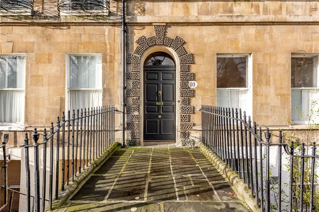 Guide Price £425,000, 1 Bedroom Flat For Sale in Bath, BA2