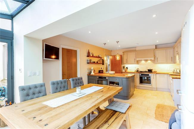 Guide Price £725,000, 4 Bedroom Semi Detached House For Sale in Bathford, BA1