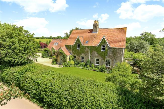 Guide Price £1,250,000, 5 Bedroom Detached House For Sale in Little Chalfield, SN12