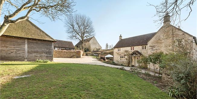 Guide Price £1,200,000, 5 Bedroom Detached House For Sale in West Kington, SN14
