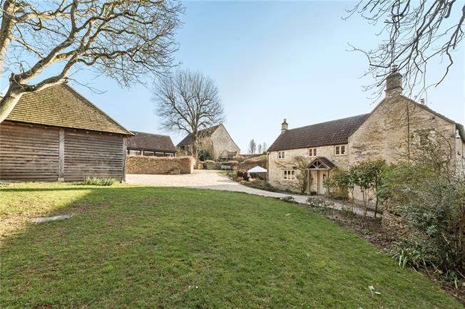 Guide Price £1,200,000, 5 Bedroom Detached House For Sale in Wiltshire, SN14