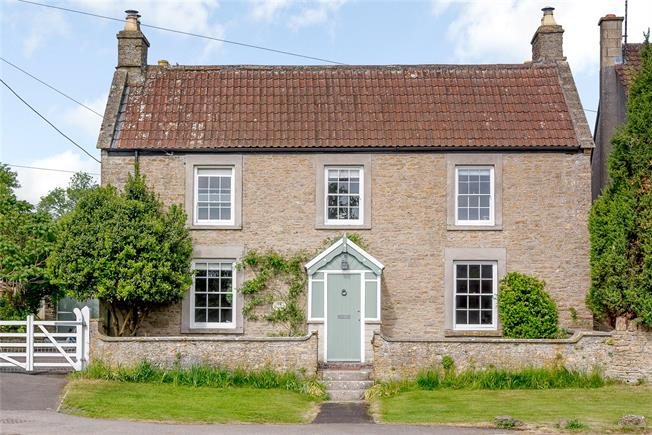 Guide Price £650,000, 4 Bedroom Detached House For Sale in Somerset, BA3