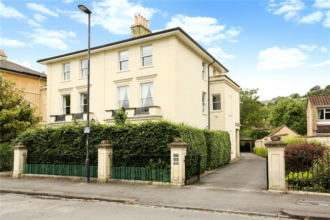 Offers in excess of £450,000, 2 Bedroom Flat For Sale in Bath, BA2