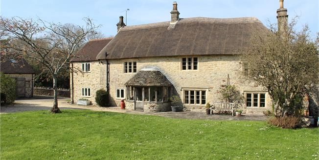 Guide Price £1,350,000, 4 Bedroom Detached House For Sale in Somerset, BA11