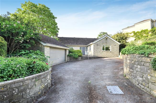 Guide Price £950,000, 4 Bedroom Bungalow For Sale in Bath, BA2