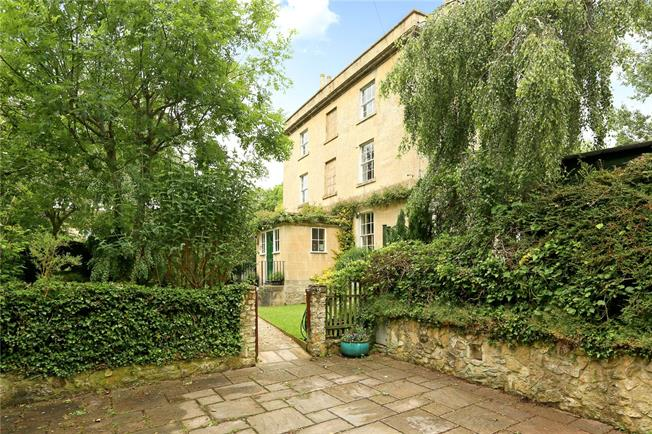 Guide Price £1,000,000, 4 Bedroom Detached House For Sale in Bath, BA1