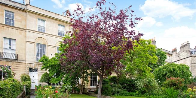 Guide Price £1,100,000, 4 Bedroom Terraced House For Sale in Bath, BA1