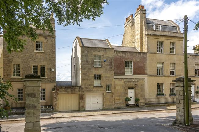 Guide Price £1,000,000, 3 Bedroom Terraced House For Sale in Bath, BA1