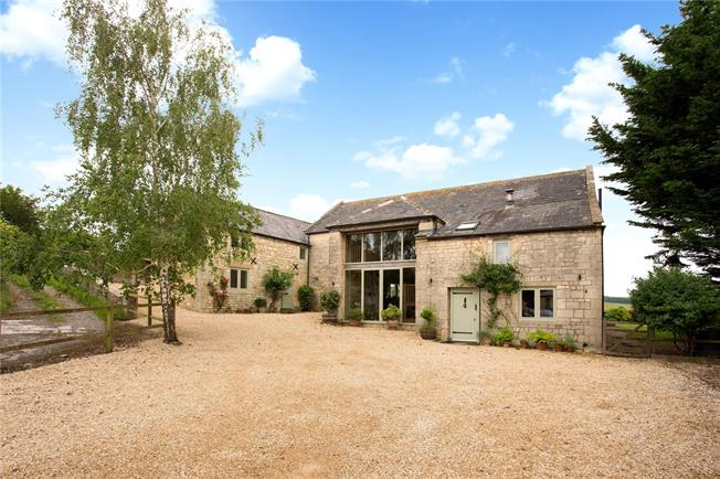 Guide Price £1,250,000, 4 Bedroom Detached House For Sale in Bath, BA2