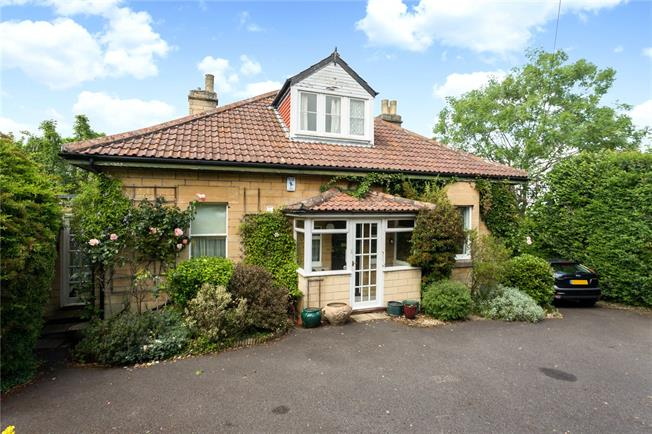 Offers in excess of £475,000, 4 Bedroom Bungalow For Sale in Bath, BA2