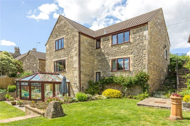 Guide Price £875,000, 4 Bedroom House For Sale in Bath, BA2