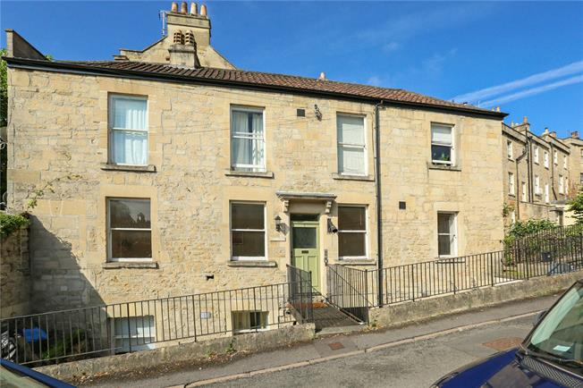 Guide Price £335,000, 2 Bedroom Flat For Sale in Bath, BA1