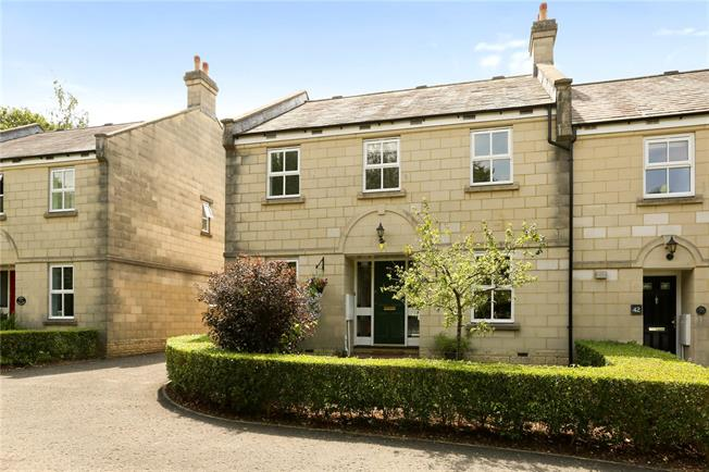 4 Bedroom Terraced House For Sale In Bath For Offers In