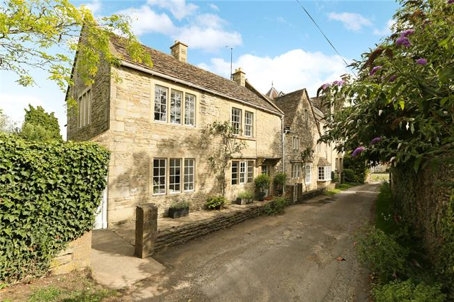 Guide Price £895,000, 4 Bedroom Semi Detached House For Sale in Wiltshire, SN14