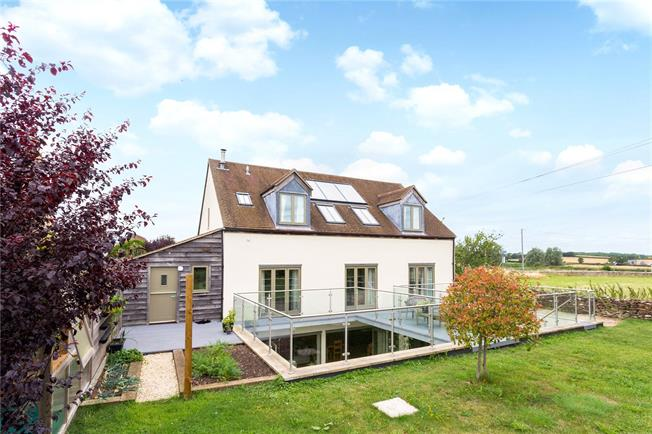 Guide Price £950,000, 5 Bedroom Detached House For Sale in Somerset, BA3