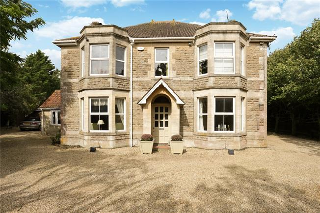 Guide Price £1,250,000, 5 Bedroom Detached House For Sale in Bradford-on-Avon, Wiltshi, BA15