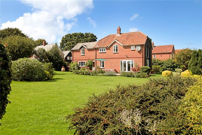 Guide Price £750,000, 5 Bedroom Detached House For Sale in Wiltshire, BA14