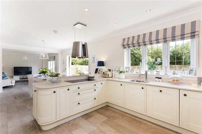 Guide Price £865,000, 5 Bedroom Detached House For Sale in Somerset, BA11