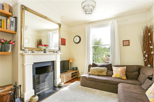 Guide Price £425,000, 3 Bedroom Terraced House For Sale in Bath, BA1
