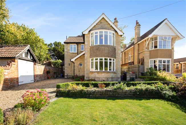 Guide Price £595,000, 3 Bedroom Detached House For Sale in Wiltshire, SN15