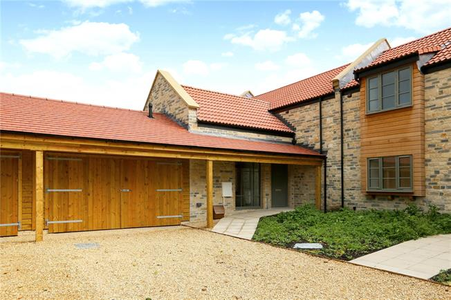 Guide Price £650,000, 4 Bedroom Semi Detached House For Sale in Bath, BA2