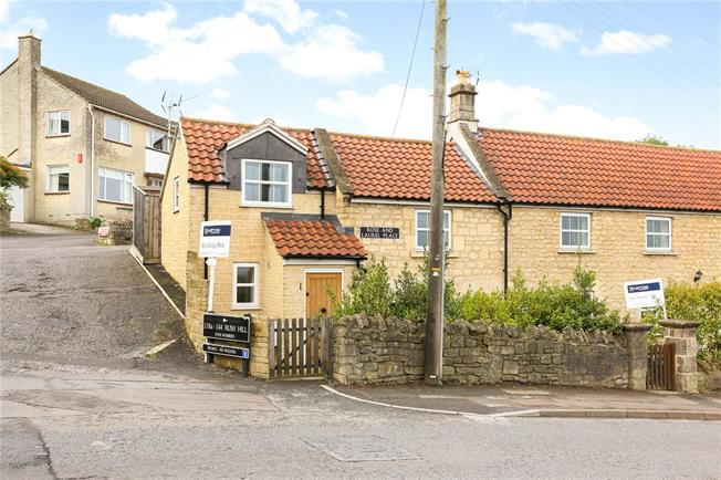 Guide Price £325,000, 2 Bedroom Terraced House For Sale in Bath, BA2