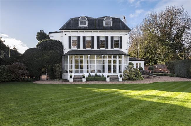 Offers in excess of £4,500,000, 8 Bedroom Detached House For Sale in Cookham, SL6