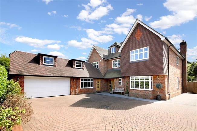 Offers in excess of £2,400,000, 6 Bedroom Detached House For Sale in Beaconsfield, HP9