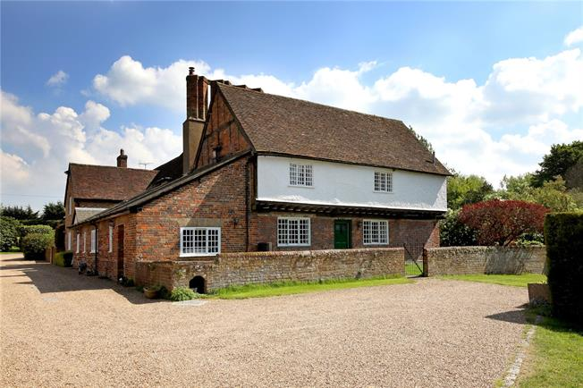 Guide Price £3,800,000, 6 Bedroom Detached House For Sale in Tring, Hertfordshire, HP23