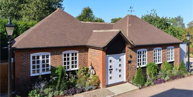 Asking Price £695,000, 2 Bedroom Bungalow For Sale in Penn, High Wycombe, HP10