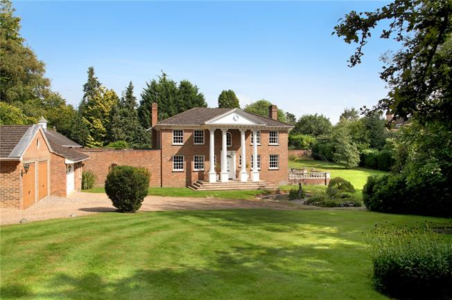 Guide Price £1,750,000, 5 Bedroom Detached House For Sale in Farnham Common, SL2
