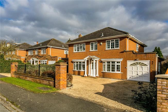 Guide Price £1,200,000, 4 Bedroom Detached House For Sale in Beaconsfield, HP9