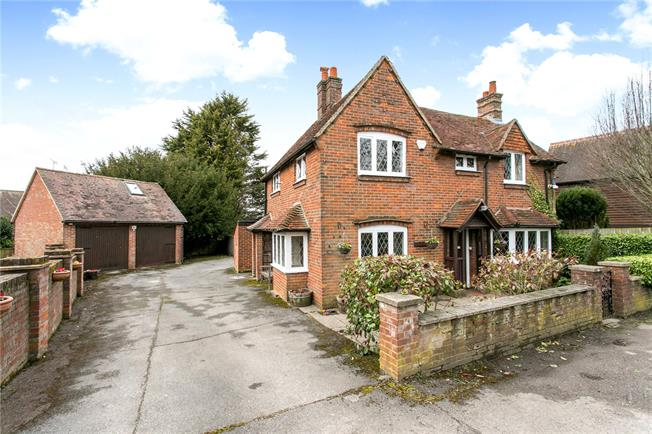 Guide Price £750,000, 4 Bedroom Detached House For Sale in Buckinghamshire, HP10
