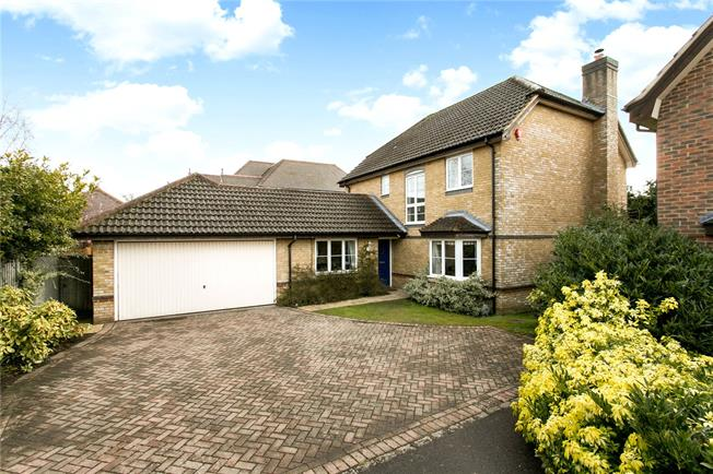 Guide Price £915,000, 4 Bedroom Detached House For Sale in Seer Green, HP9