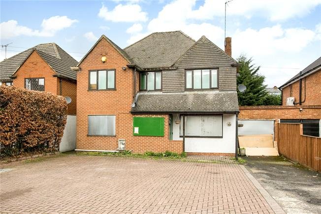 Asking Price £639,950, 4 Bedroom Detached House For Sale in Buckinghamshire, SL2