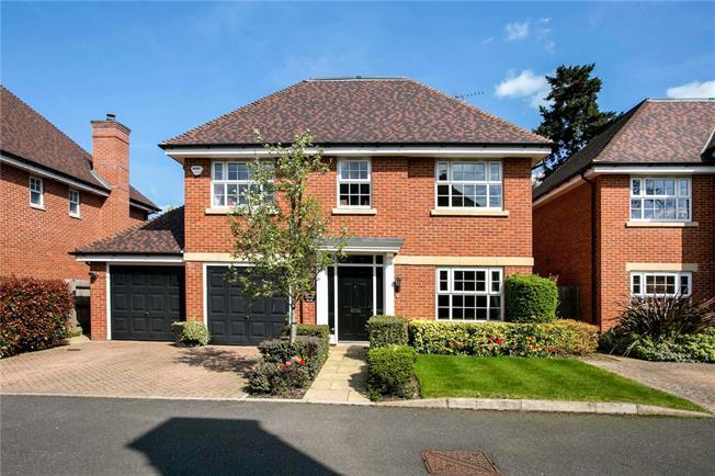 Guide Price £950,000, 5 Bedroom Garage For Sale in Buckinghamshire, SL2