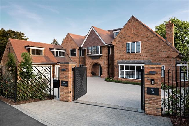 Guide Price £5,950,000, 6 Bedroom Detached House For Sale in Buckinghamshire, HP9