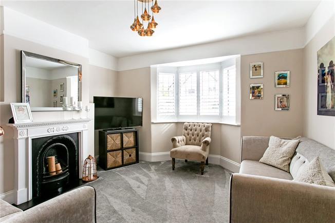 Offers in excess of £825,000, 3 Bedroom Semi Detached House For Sale in Beaconsfield, HP9