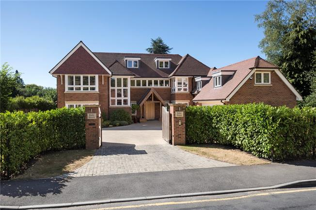 Guide Price £4,195,000, 6 Bedroom Detached House For Sale in Buckinghamshire, HP9