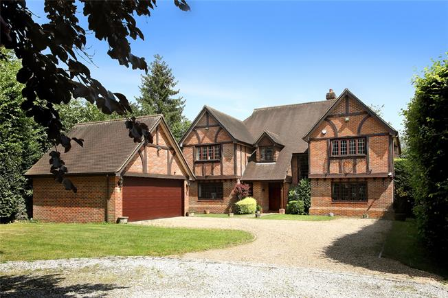 Offers in excess of £2,250,000, 5 Bedroom Detached House For Sale in Buckinghamshire, HP9