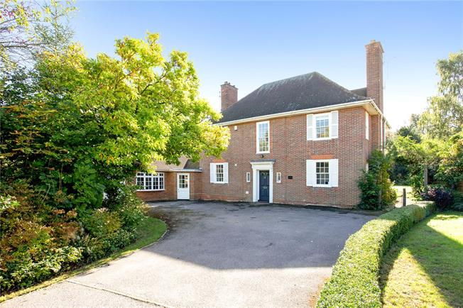 Guide Price £1,350,000, 3 Bedroom Detached House For Sale in Penn, HP10