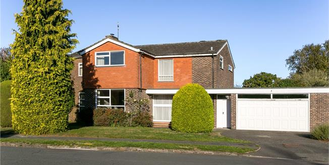Offers in excess of £1,000,000, 5 Bedroom Detached House For Sale in Buckinghamshire, HP9