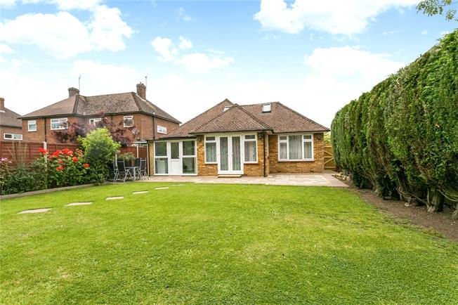Guide Price £599,950, 3 Bedroom House For Sale in Beaconsfield, HP9
