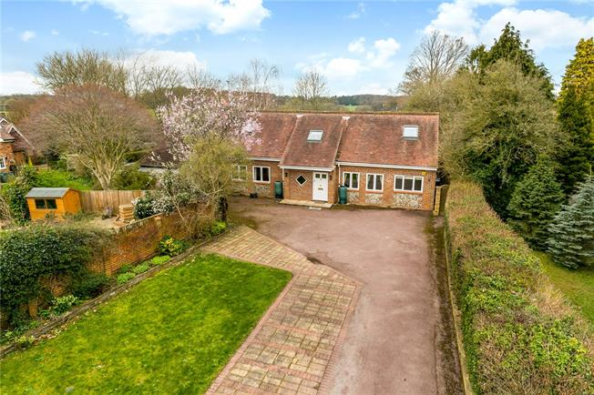 Offers in excess of £900,000, 5 Bedroom Detached House For Sale in Knotty Green, HP9