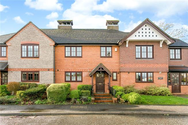 Guide Price £795,000, 3 Bedroom Terraced House For Sale in Beaconsfield, HP9