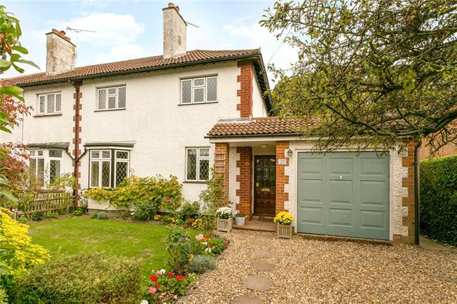 Guide Price £560,000, 3 Bedroom Semi Detached House For Sale in Flackwell Heath, HP10