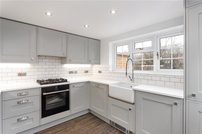 Guide Price £545,000, 2 Bedroom End of Terrace House For Sale in Buckinghamshire, HP10